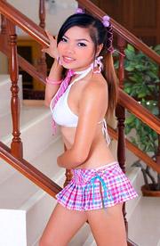 Thai girl Far